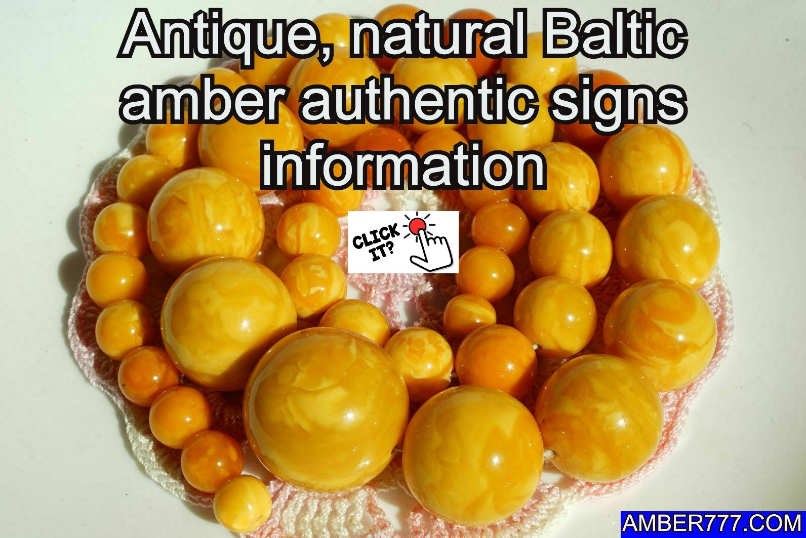 Antique, natural Baltic amber authentic Signs, test.